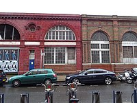 The disused CCE&HR station building on the corner of Drummond Street and Melton Street 19.jpg