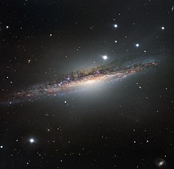 The edge-on galaxy NGC 1055.jpg