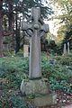 The grave of Prof John Struthers, Warriston Cemetery, Edinburgh.JPG