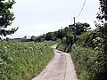 The lane to Trelissa - geograph.org.uk - 466936.jpg