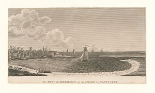 Nantucket during the American Revolutionary War era