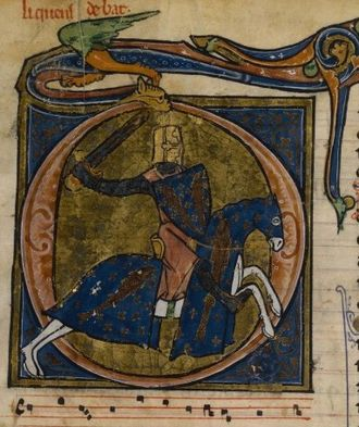 Theobald II, Count of Bar - Theobald II, Count of Bar