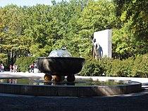 TheodoreRooseveltIsland fountain.JPG