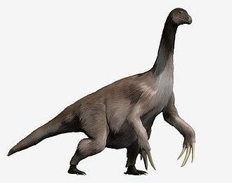 Therizinosaurus - Restoration