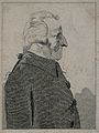 Thomas Parr, a centenarian, son of 'Old Parr'. Etching. Wellcome V0007253ER.jpg
