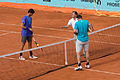 Thomaz Bellucci y Michael Berrer - Masters de Madrid 2015 - 02.jpg