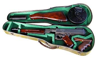 Thompson submachine gun | Military Wiki | FANDOM powered by