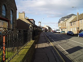 Thornton, Fife village in Fife, Scotland