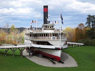 <i>Ticonderoga</i> (steamboat)