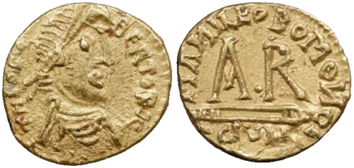 Theudebert II