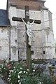 Tigny-Noyelle Pas-de-calais, calvaire du cimetière.jpg