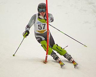 Tim Cafe New Zealand alpine skier