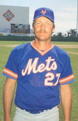 Tim Corcoran (first baseman) - Corcoran in 1986