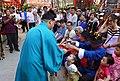 Tin Sam Village Da Jiu Festival Gift to villangers 20161113.jpg