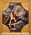 Tintoretto, tavole per un soffitto a palazzo pisani in san paterniano a venezia, 1541-42, caduta di fetonte.jpg