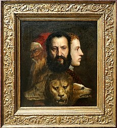 Titian: Allegory of Prudence