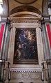 Tiziano, annunciazione, 1566, in cornice marmorea disegnata da j. sansovino 01.jpg