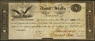 Short-Term debt instrument used by the US before the creation of the Federal Reserve.