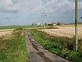 To Crabb's Abbey Farm. - geograph.org.uk - 73124.jpg