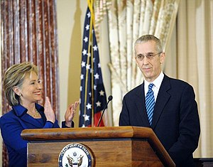 Todd Stern - Image: Todd Stern appointed Special Envoy for Climate Change 1 26 09