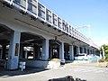 Tokaido Shinkansen Dai-Ni Nishi Hamamatsu Station Bl.jpg