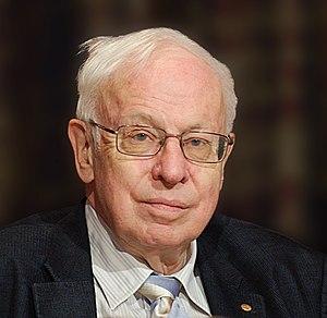 Tomas Lindahl - Tomas Lindahl at the Royal Swedish Academy of Sciences (2015)