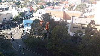 Redfern Regent Street Top view of Redfern Regent Street.jpg