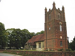Toppesfield, Church of St Margaret of Antioch - geograph.org.uk - 1466226.jpg