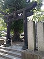 Torii of Kego Shrine (Imamasu Inari Shrine).jpg