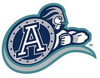 1999 Toronto Argonauts season - Image: Toronto Old Logo