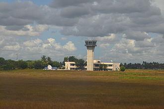 Julius Nyerere International Airport - Control Tower