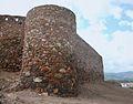 Torre i muralla, castell d'Onda.JPG