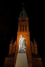 Toruń at night 2011 09.jpg