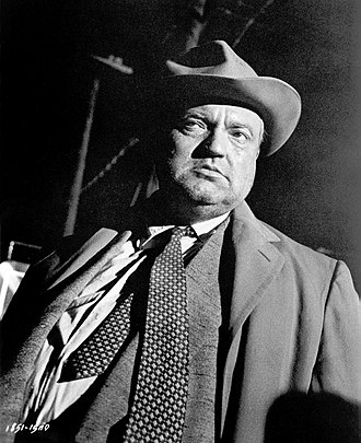Touch of Evil - Orson Welles as Hank Quinlan