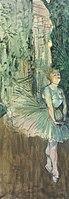 Toulouse-Lautrec - Danseuse, 1895-1896.jpg