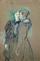 Toulouse-Lautrec - Deux femmes valsant, 1894.jpg