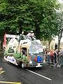 Tour de France Caravan 3, Pool in Wharfedale - geograph.org.uk - 4059381.jpg
