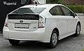 Toyota Prius ZVW30 rear 20100725.jpg