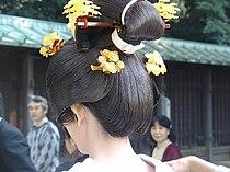 Traditional Japanese wedding hairstyle.jpg
