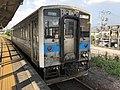 Train for Keisen Station at Haruda Station 2.jpg