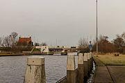 Trambrug over de Noorder Oudeweg bij Joure. Locatie, Langweerderwielen (Langwarder Wielen) en omgeving 02.jpg