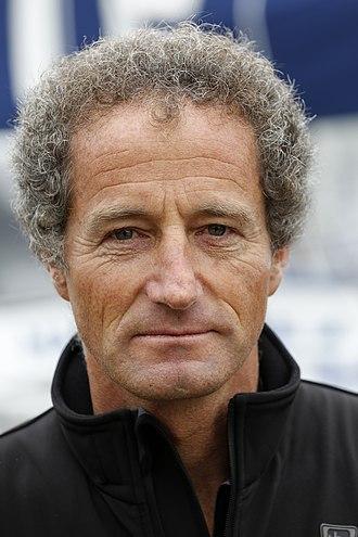 Vendée Globe - Michel Desjoyeaux, the only sailor to win the Vendée Globe twice