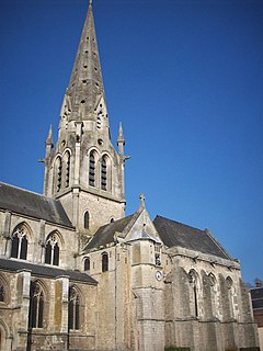 Auffay Commune in Normandy, France
