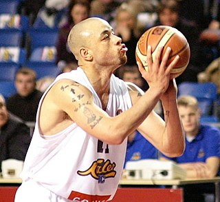 Travis Reed American basketball player