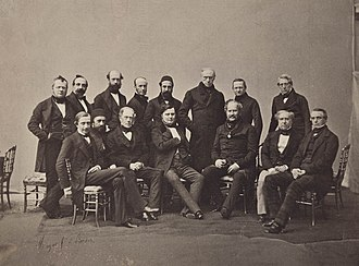Mehmed Emin Âli Pasha - Participants of the Congress of Paris, 1856