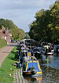 Trent and Mersey Canal at Fradley Junction - geograph.org.uk - 1562353.jpg