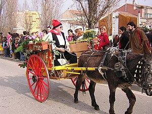 Festa dels Tres Tombs.