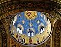 Trieste Tempio serbo-ortodosse della Santissima Trinità e di San Spiridone Innen Cupola 1.jpg