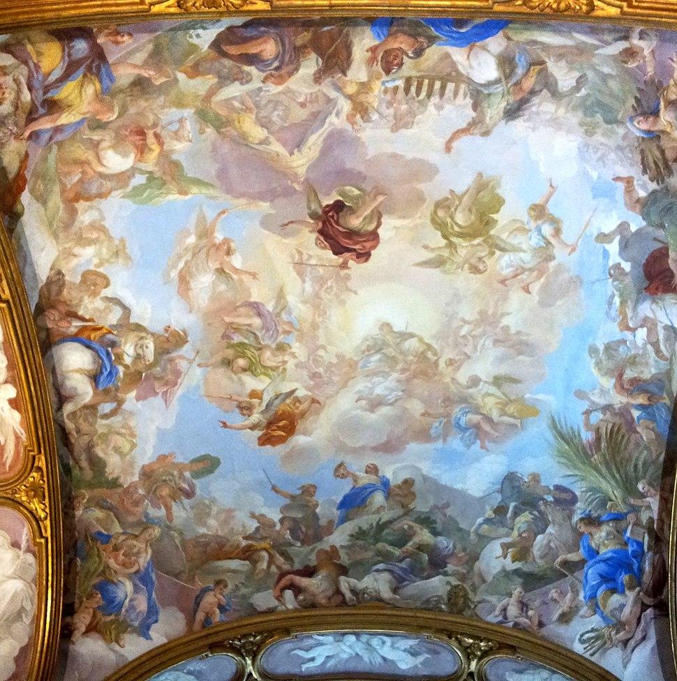 Trionfo di Giuditta - Luca Giordano