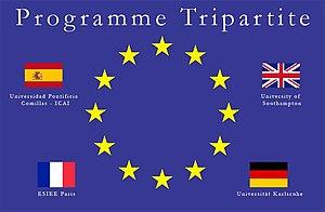 Tripartite Programme - Image: Tripartite
